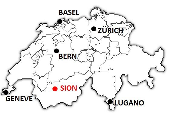 Ardevaz-location